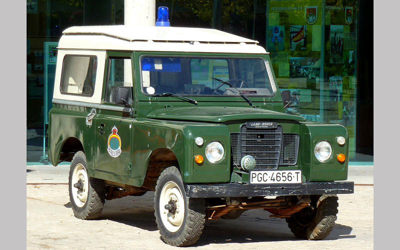 Land Rover Santana (1958)