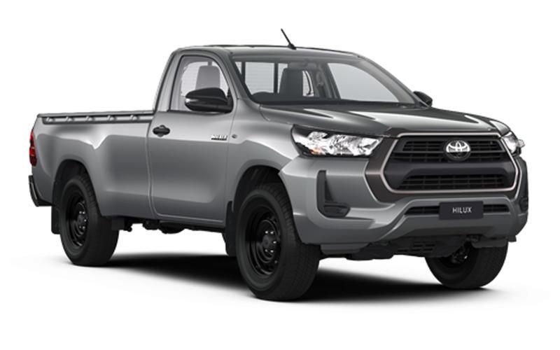 14: Toyota Hilux – 457,876