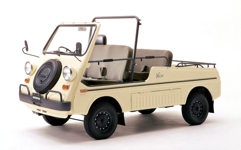 Honda Vamos (1970)