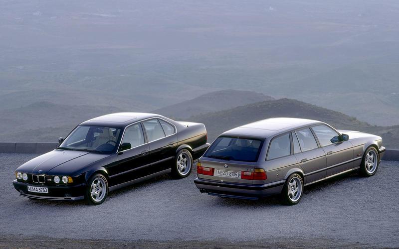 BMW M5 Touring (E34) - 1992