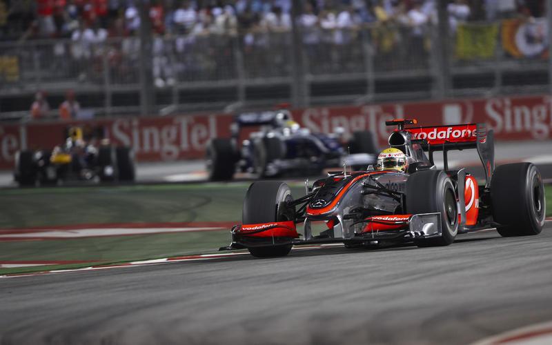 2009 Singapore Grand Prix