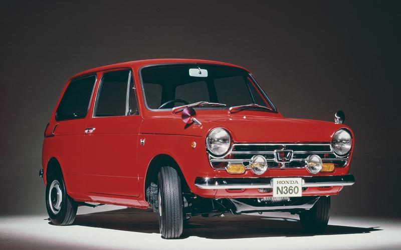 Honda N360 – 354cc