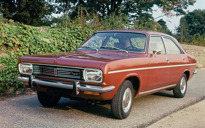 Chrysler 180 (1970)