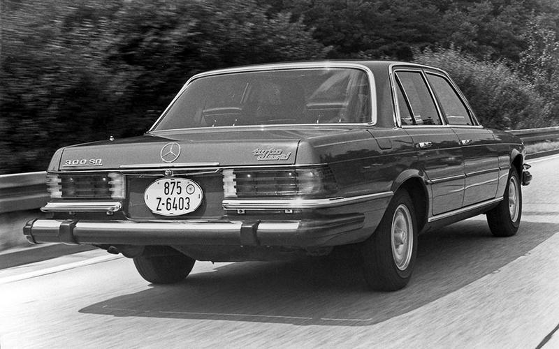 Mercedes-Benz 300 SD (1977)