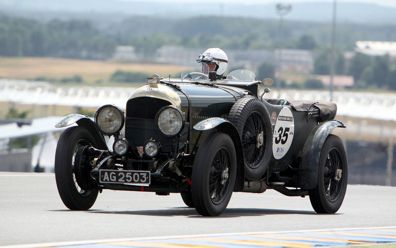 Bentley 4.5-Litre (1927)