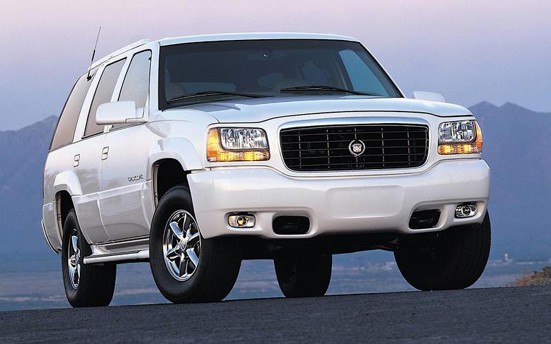 Cadillac: Escalade