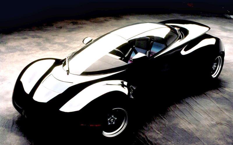 Chevrolet Tandem 2000 (1999)
