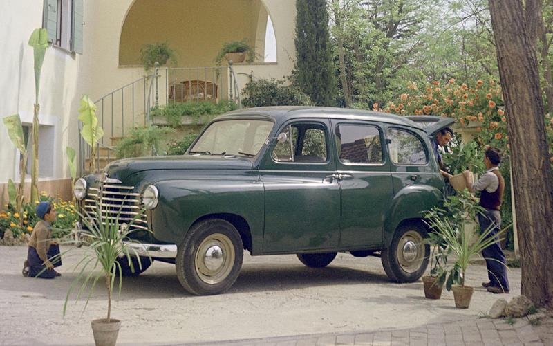 Renault Colorale (1950)