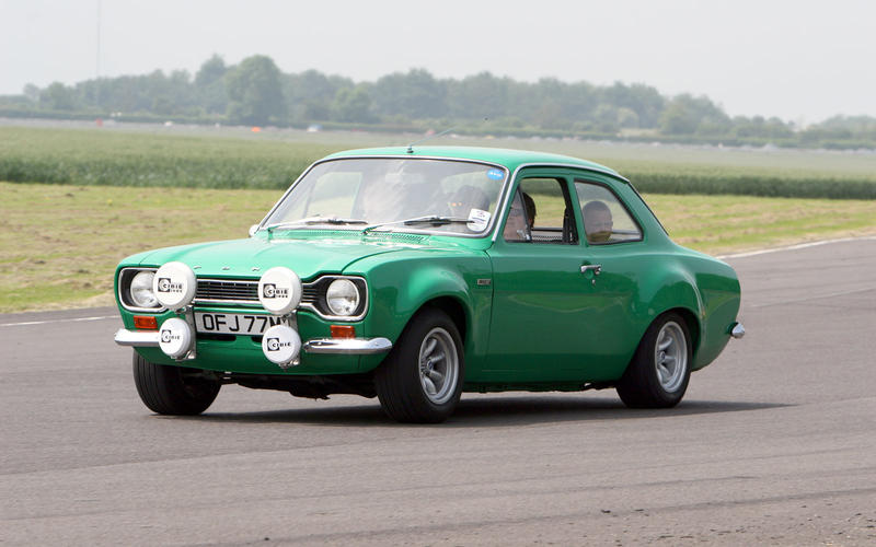 Ford Escort RS2000 (1973)