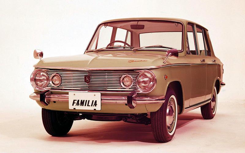 Mazda Familia (1963)