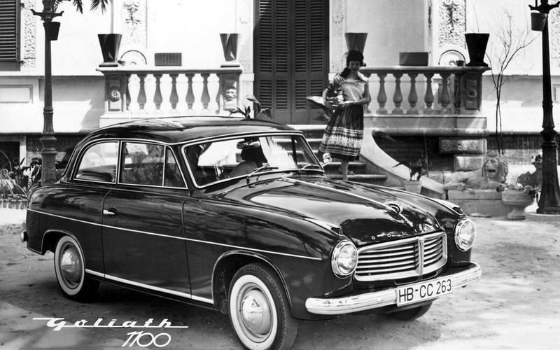 Goliath (1928-1961)