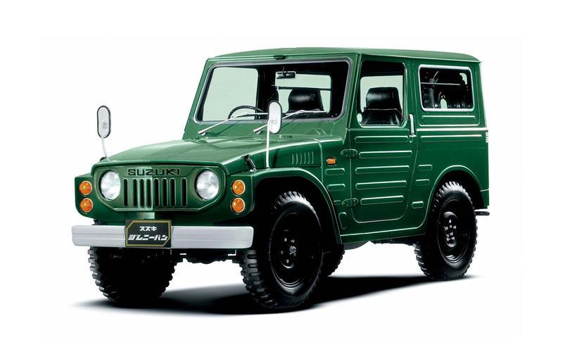 Suzuki LJ (1970)