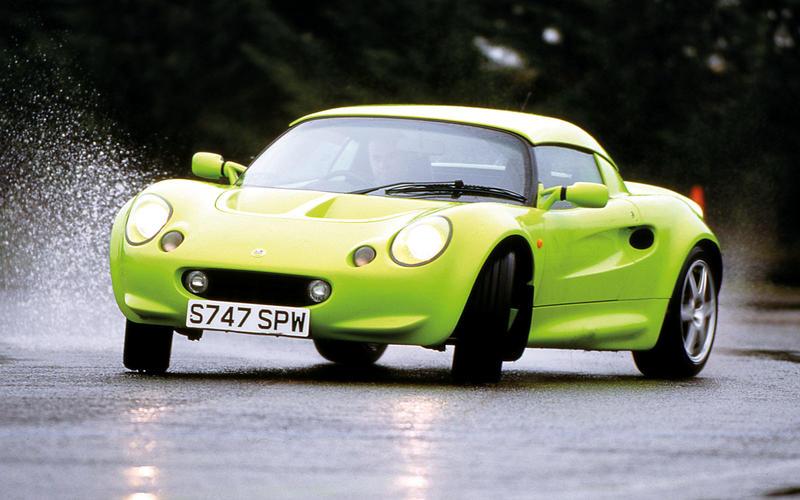 Lotus Elise (Rover)