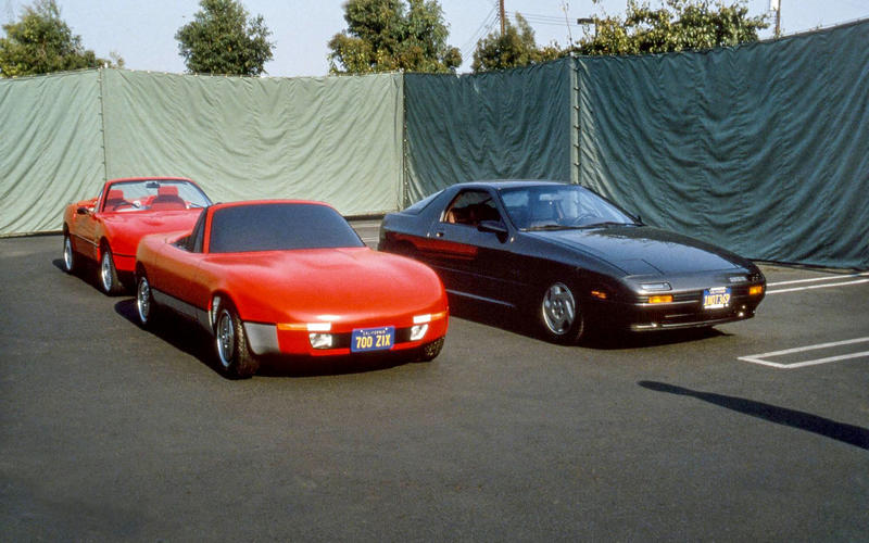 The RX-7's smaller sibling