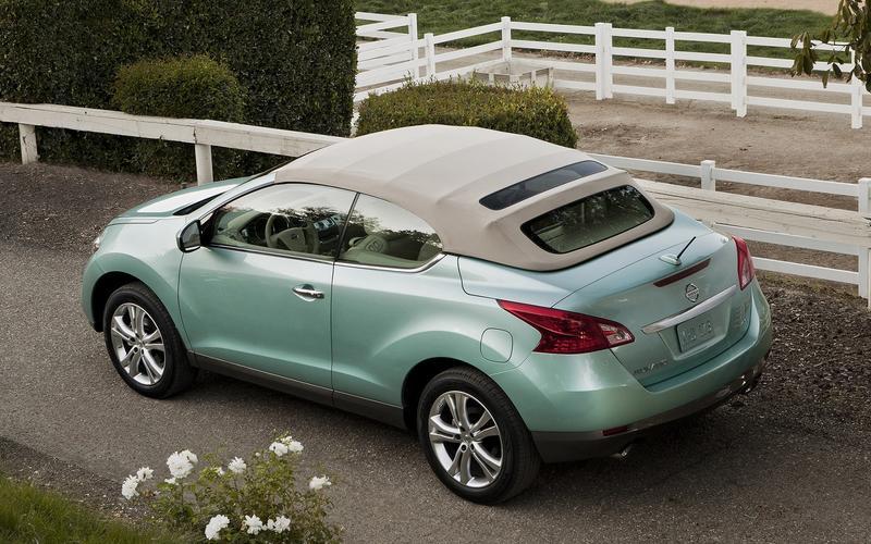Nissan Murano CrossCabriolet