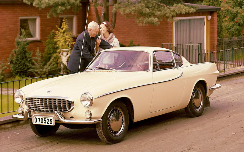 Volvo P1800 (1961)