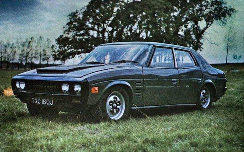Rover P8 (1971)