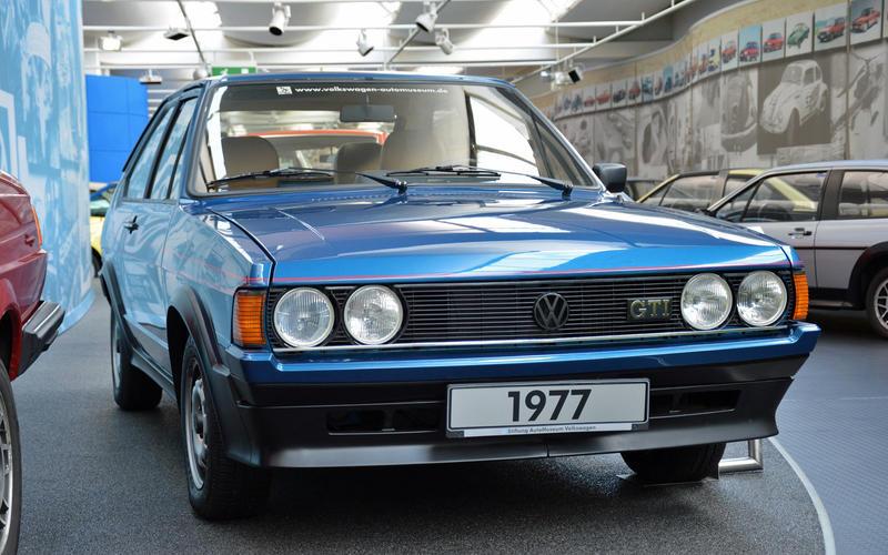 Volkswagen Passat GTI (1977)