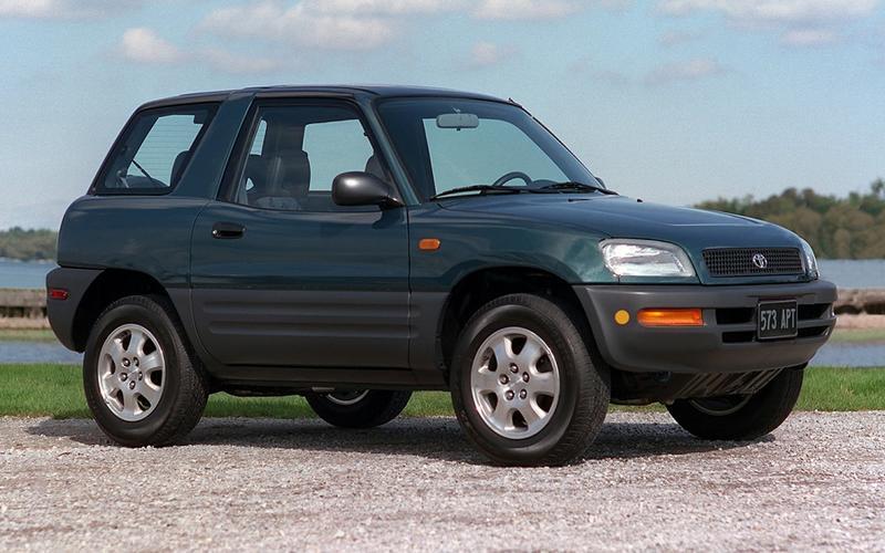 Toyota RAV4 Mk1 (1994)