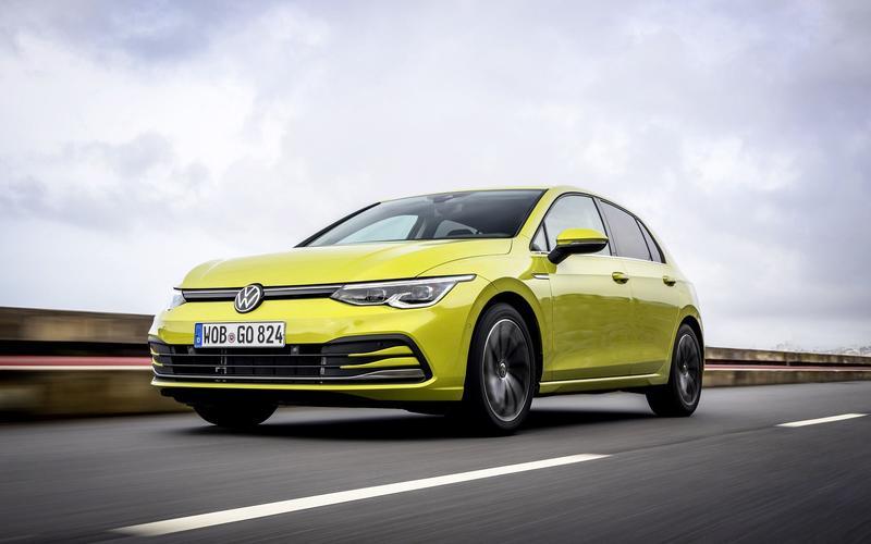13: Volkswagen Golf – 641,322