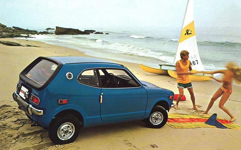 Honda Z600 (1970)