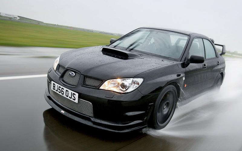 Subaru Impreza RB320 (2006)