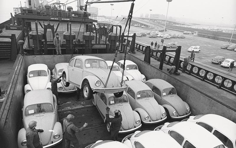 The third-generation VW Beetle has come to the end of its life.