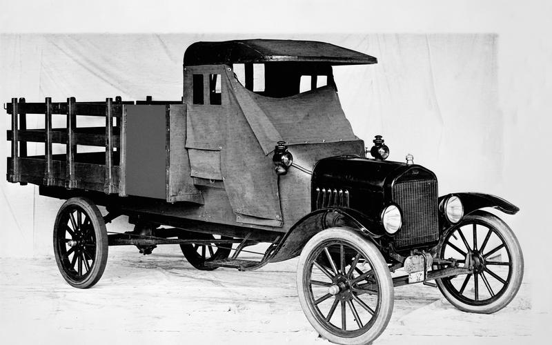 Before the F-Series (1910s)