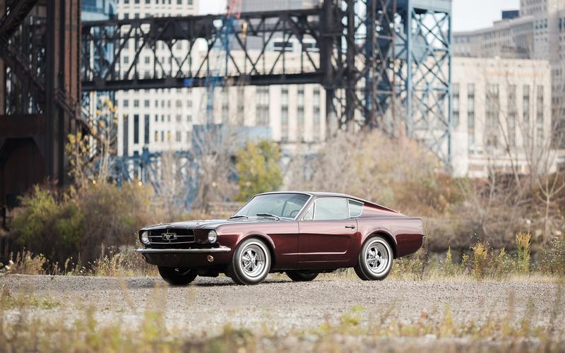 1964 Mustang Shorty prototype – $511,500 (2015)