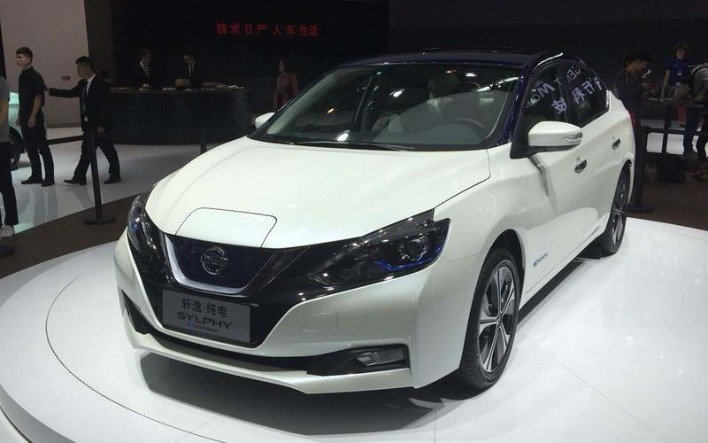 20: Nissan Sylphy – 476,306 sales