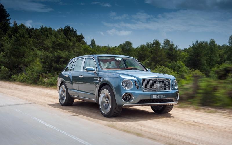 Bentley EXP 9 F (2012)