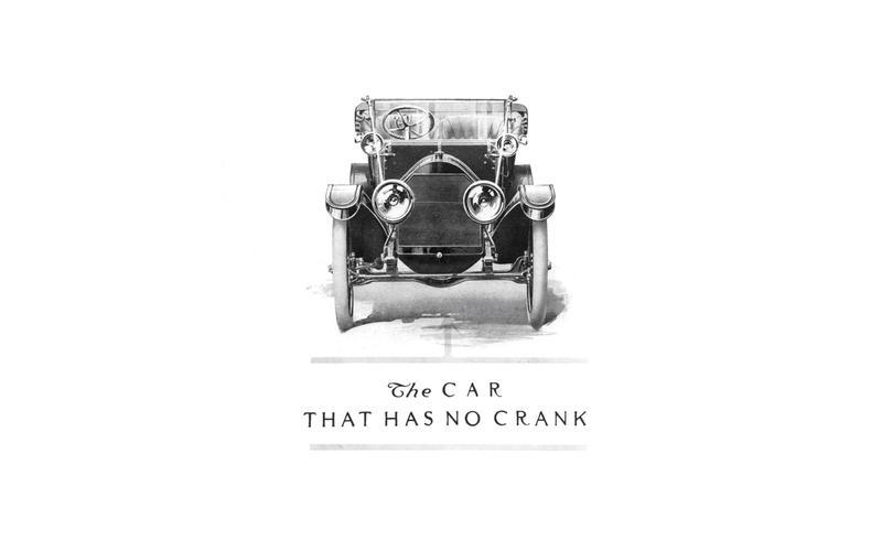 Cadillac's 1912 range