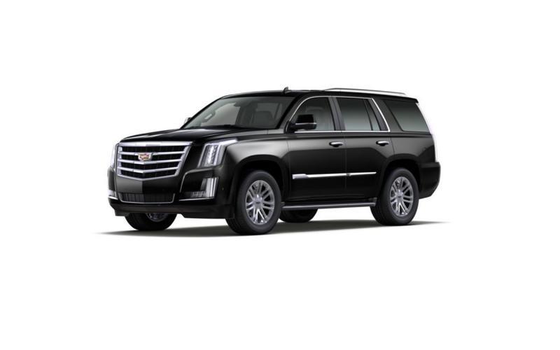 Cadillac Escalade (bad)