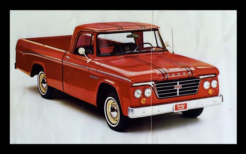 Dodge Custom Sports Special (1964)
