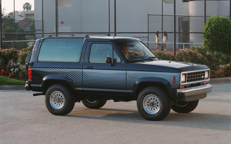 The Bronco II (1983)