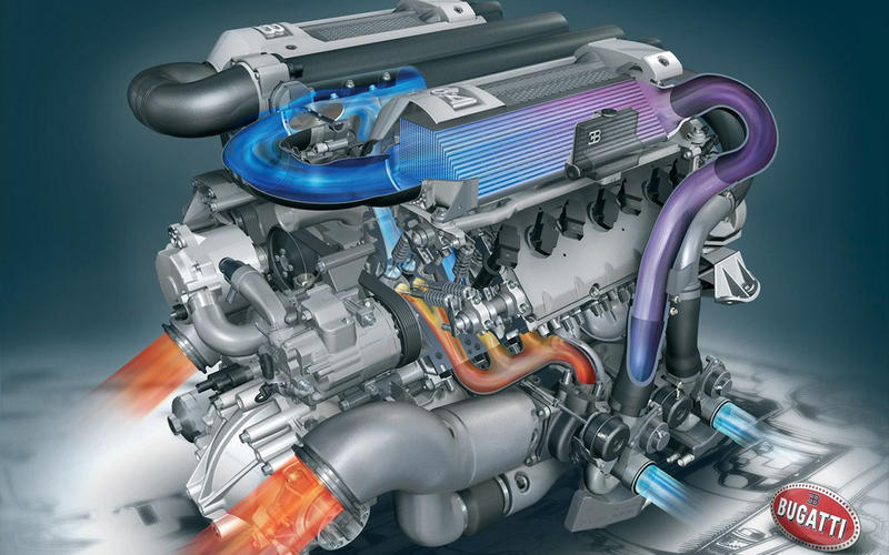 Very large car engines can have a very high power output fairly easily – but what about when the engine is very small?