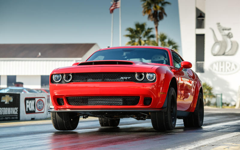 There are few more evocative four-letter words in the world of motoring than Hemi.