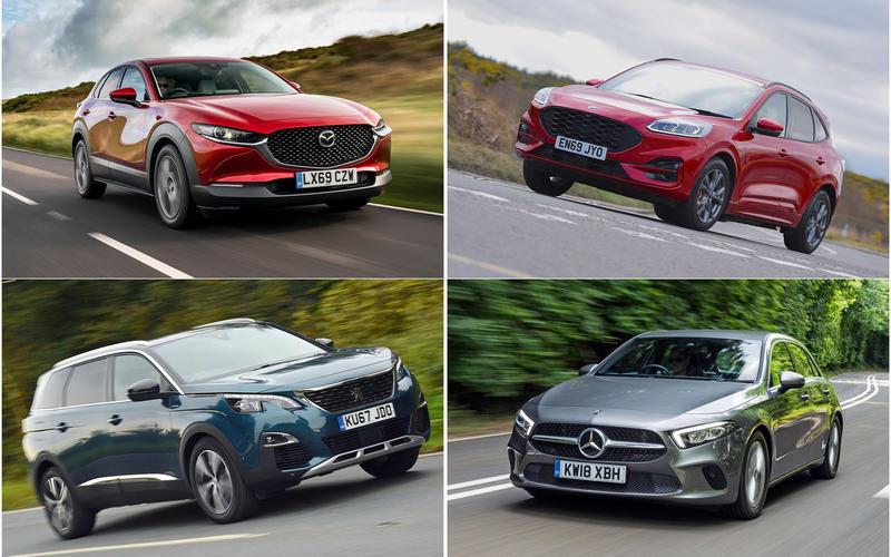 Cars undergo exhaustive testing.