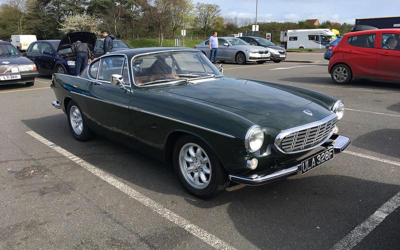 Volvo P1800S (1967)