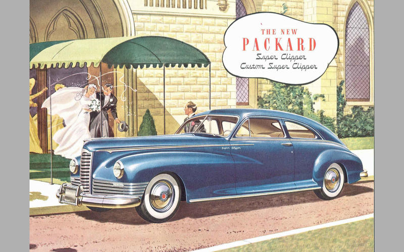 30: 1946 Packard Super Clipper