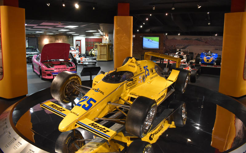 Albuquerque, New Mexico has been the home of the racing Unser family since 1936, when Jerry Sr moved there from Colorado Springs.