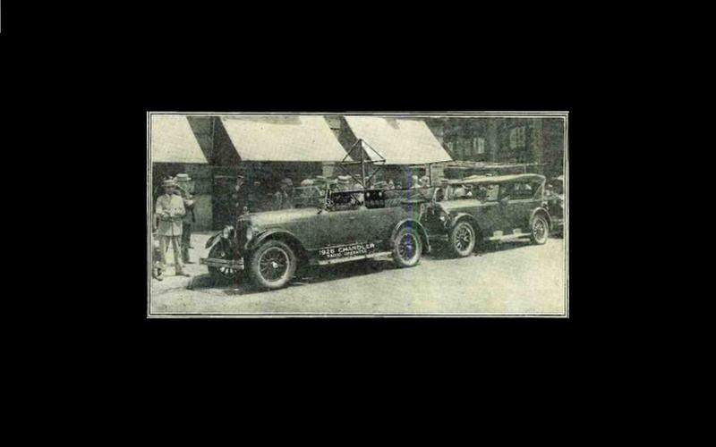 Houdina's American Wonder (1925)