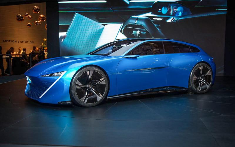 Peugeot\'s greatest concept cars | Autocar
