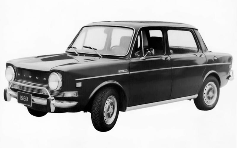 Simca (1948-1971)