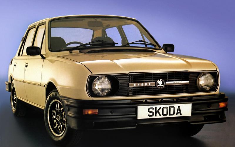 Škoda 105/120 (1976)