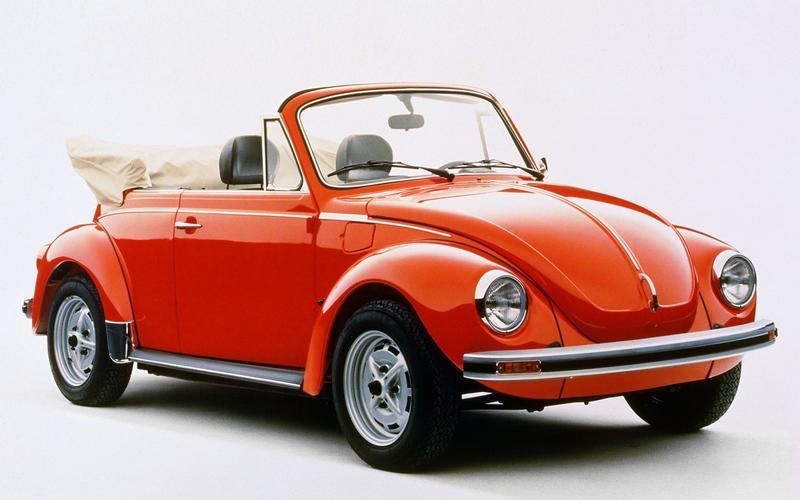Volkswagen Beetle Convertible (1949)
