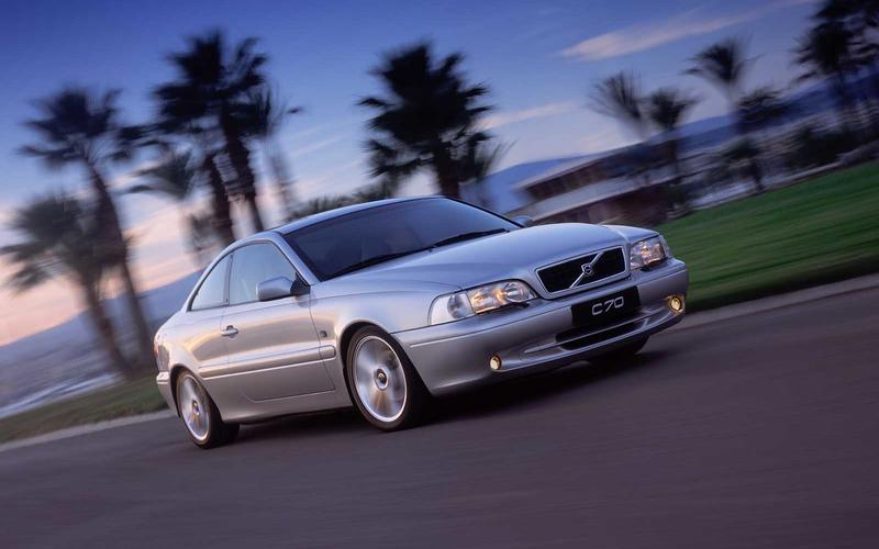 Volvo C70 – from £1000