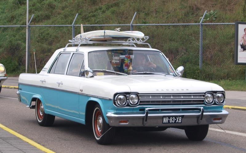 Renault Rambler (1962)