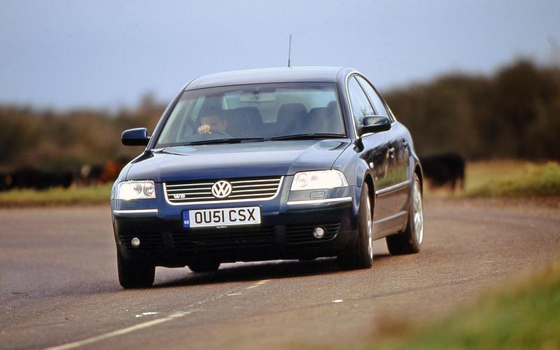 Volkswagen Passat W8 (2001)