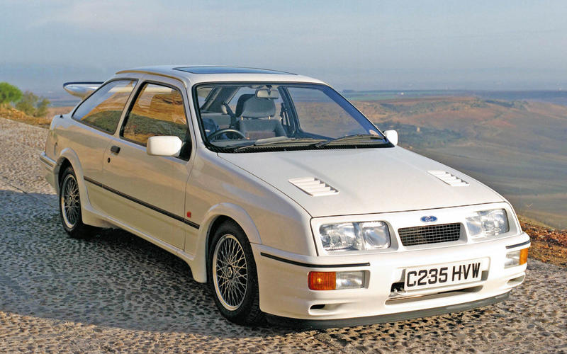 14: Ford Sierra RS Cosworth (1986)